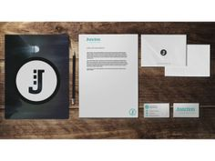 Company Branding | Concept One by Junction | Creative Minds, via Behance
