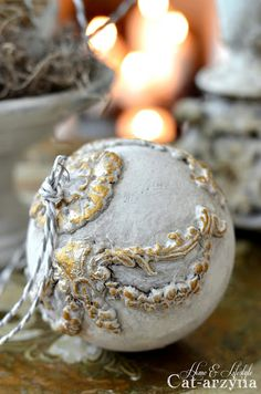 Cat-arzyna: My Christmas Baubles and Ornaments