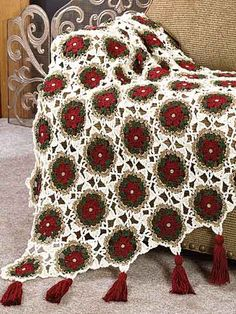 Crochet Pattern Central Christmas : Crochet For Christmas on Pinterest Crochet Patterns ...
