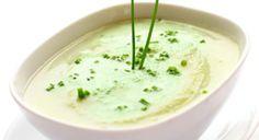 Healthy Lunch Recipes: Cauliflower & Parmesan Soup. #HealthyRecipes #DietRecipes #WeightLoss #WeightlossRecipes weightloss.com.au