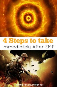 4 Steps to Take Immediately After EMP. Electromagn…