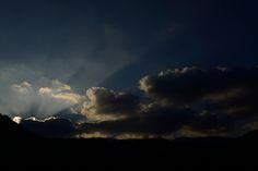 Sunrise in Fytema, Ikaria, Greece - November 2014 November 3, Greece, Sunrise, Clouds, Landscape, World, Outdoor, Greece Country, Outdoors