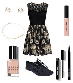 """""""Untitled #40"""" by shamelessreject on Polyvore featuring Bobbi Brown Cosmetics, Mela Loves London, Forever 21, Djula, Wet Seal, women's clothing, women's fashion, women, female and woman"""
