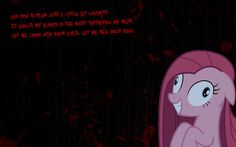 Photo of Cupcakes for fans of MLP FiM: Grimdark Fanfics 31081942 Mlp Creepypasta, My Little Pony Craft, Cupcake Photos, Little Poney, Pinkie Pie, Geek Out, Equestria Girls, Scary, I Am Awesome