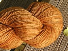 PLANT-DYED 4-PLY SOCK YARN