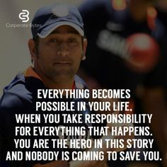 Pin by @ Harish Kashyap Me Quotes, Motivational Quotes, Inspirational Quotes, Dhoni Quotes, Ms Dhoni Photos, Ms Dhoni Wallpapers, Cricket Quotes, Attitude, Corporate Bytes