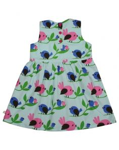 the cutest summer dress, and organic cotton too!
