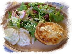 Quiche au poulet Pie, Tacos, Mexican, Chicken, Meat, Ethnic Recipes, Food, Kitchens, Pie And Tart