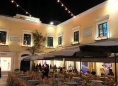 Piazzetta by night Capri