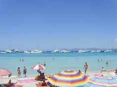 5 - PLAYA DE SES ILLETES, FORMENTERA, BALEARIC ISLANDS http://www.thedaysofthechic.com/blog/2015/2/18/top-25-beaches-in-the-world