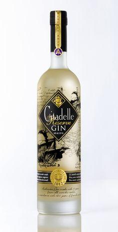 Citadelle Reserve Gin PD