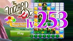 Wizard of Oz: Magic Match - Level 253 (1080/60fps)