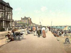 Deal Promenade in the 1890's