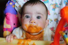 13 receitas de papinhas diferentes para o seu bebê