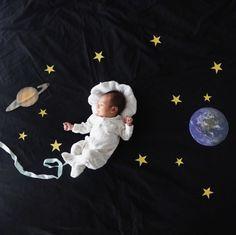 Geweldig foto idee voor mijn nichtje als ze geboren is. Van famme.nl