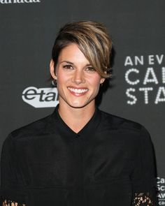 Missy Peregrym Born 1982 In Montreal Grew Up In British