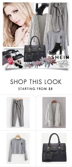 """SHEIN IV/3"" by creativity30 ❤ liked on Polyvore featuring shein"