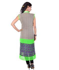 Vivaa Designer Women's Jacket Kurti Price in India - Buy Vivaa Designer Women's Jacket Kurti Online at Snapdeal