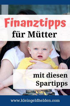 Finanzen für Mütter Mut & Moneten - Finance tips, saving money, budgeting planner Savings Planner, Budget Planer, Debt Payoff, Finance Tips, Money Tips, Helping People, Saving Money, Budgeting, How To Apply