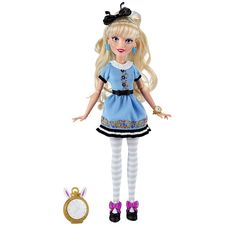 Disney Descendants Ally Doll by Hasbro (Coming in 2016) - She is the daughter of Alice in Wonderland