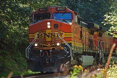 Locomotive by gordeau, via Flickr
