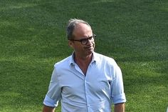 Football - Ligue 1 - Luis Campos travaille sur quatre recrues à Lille. (F. Golesi/L'Equipe)