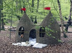 Enchanting alternatives to the plastic Wendy house - House & Garden - How To Spend It
