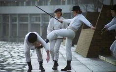 Stanley Kubrick, A clockwork orange