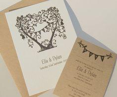 Wedding Stationery Gallery - The Hummingbird Card Company