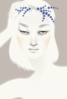 MUST-SEE Illustrations by Autumn Whitehurst http://www.cruzine.com/2012/12/12/mustsee-illustrations-autumn-whitehurst/