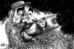 Fidel Castro, 1993 por António