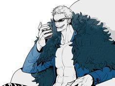 One Piece, Donquixote Doflamingo