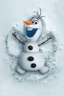 Olaf para imprimir