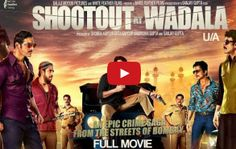 Shootout At Wadala - Full #Film (HD) with #English #Subtitles (U/A)  http://bollywood.chdcaprofessionals.com/2014/01/shootout-at-wadala-full-film-hd-with.html