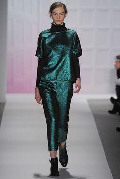 Tibi Fall 2012 Ready-to-Wear Fashion Show - Ros Georgiou