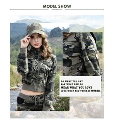 0f78d15996d New Pattern Bomber Jacket Women Casual Ladies Coat Military Fashion  Camouflage Jacket Outerwear   Coats