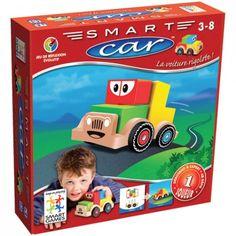 Smart Car - à partir de 3 ans - Sebio