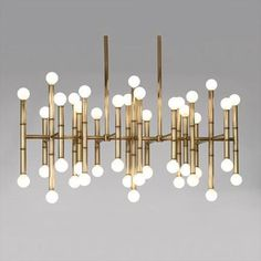 Jonathan Adler Meurice Rectangle Chandelier - $1350