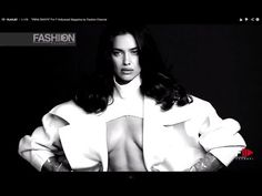 """IRINA SHAYK"" For 7 Hollywood Magazine by Fashion Channel - YouTube"