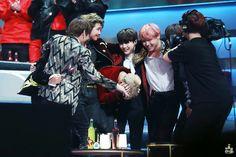 BTS at MAMA 2016 ❤ (161202) #BTS #방탄소년단