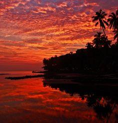 Koh Kood, Thailand: the perfect sunset