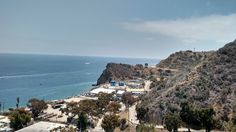 Catalina Island #naturecalling #mountains #pickingupanewdestination #randomclicks #motox2nd #hdrchallenges #nospecialeffects #nofilterneeded #catalinaisland #street&people