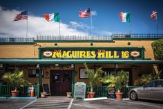 Maguire's was a great pub in Fort Lauderdale.