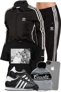 """""""; ain't nobodies business baby."""" by kennedy-xoxo on Polyvore"""