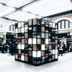 2,226 отметок «Нравится», 26 комментариев — Ken Lum Lee (@seoul_stateofmind) в Instagram: «Cubism #whiteaddict»