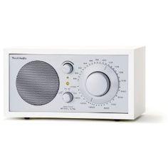 Tivoli Audio Model One UKW/Mono Transistorradio weiß/silber