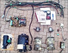 Electric Car Conversion Kit