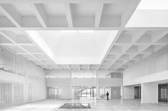 Kaplankaya Cluster, Bodrum, 2013 - OAB - Office of Architecture in Barcelona Light Architecture, Interior Architecture, Interior Design, Factory Architecture, Ceiling Design, Office Interiors, House Design, Inspiration, Home