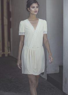 Vestidos de novia de Laura de Sagazan #boda #vestidos #novias