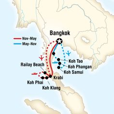 9 day Thailand Island Hopping - Lonely Planet Itinerary